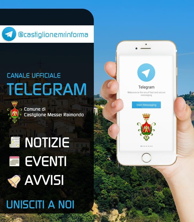 Telegram CASTMR