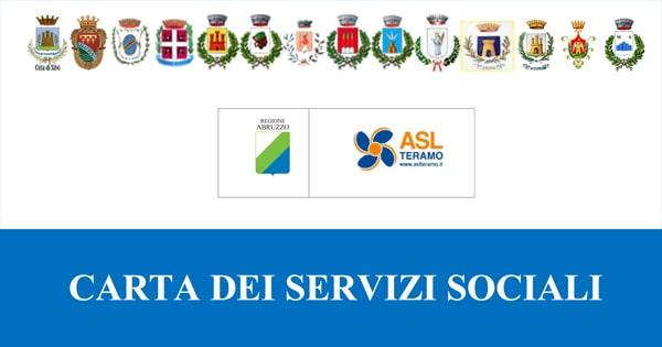 Carta dei Servizi Sociali Ambito Distrettuale Sociale n° 23 Fino Cerrano
