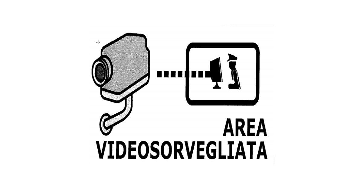 Avviso Regolamento Videosorveglianza
